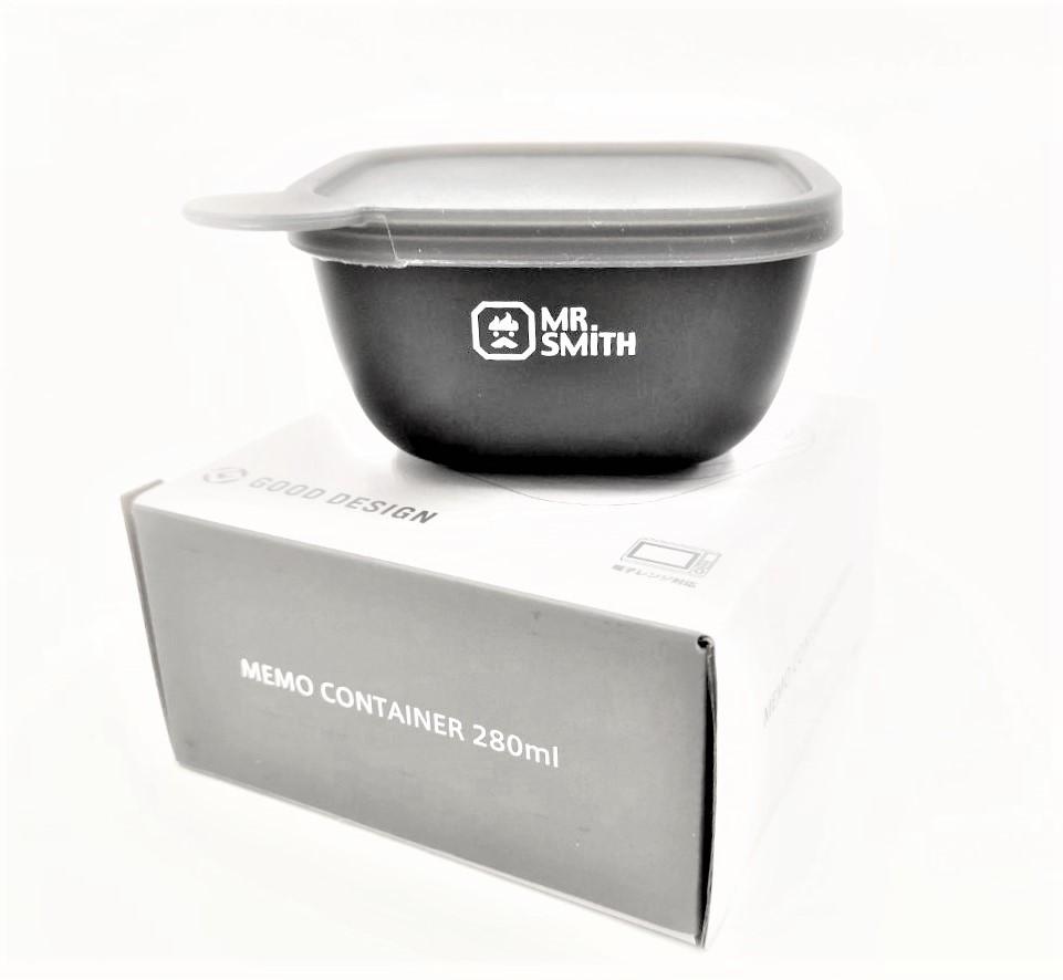 商品名:ミスタースミス HOZON-YOKI 書き込める保存容器 280ml